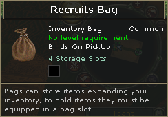 RecruitsBag