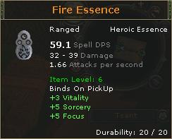 Fire Essence