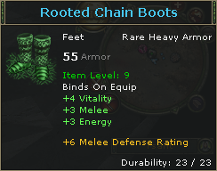 RootedChainBoots