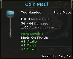 Cold Maul