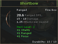Shortbow