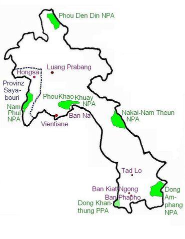 Datei:Karte von Laos.jpg