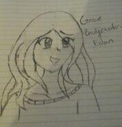 Grace Bridgewater Edan Drawing