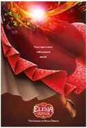 Elena Of Avalor Poster 2