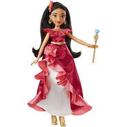 Elena Adventure Doll With The Scepter