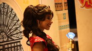 Elena Disney Magic Kingdom 5