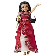 Princess Elena Power Scepter Doll