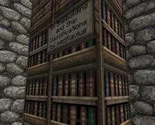 Bookworm example