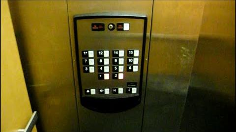 SCHINDLERTASTIC!! North Elevator at Ocean Reef Resort in Myrtle Beach