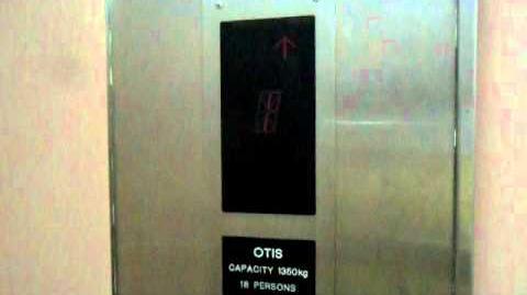 荃灣華都中心OTIS升降機