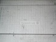TK escalator plate