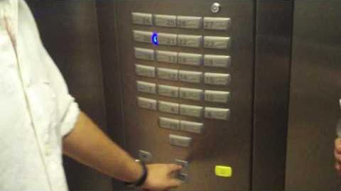 BRAND NEW Schindler NeoLift High-Rise Traction Elevators at Grand Venetian Tower 1-0