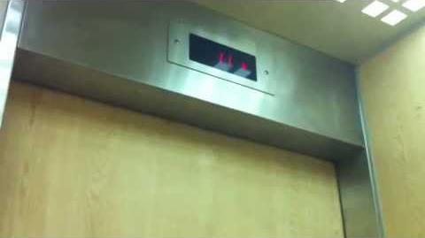 Singapore's Oddest Fujitec Elevator (Blk 305 Choa Chu Kang)