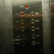Fujitec Lift Buttons