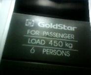 GoldStar Capacity Badge