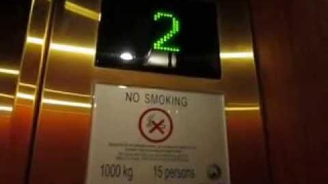 400th video Schindler MRL Elevators at Rex Hotel, Ho Chi Minh City