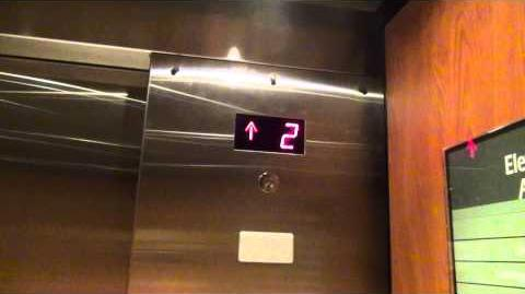 Schindler 500A Traction Elevators - St
