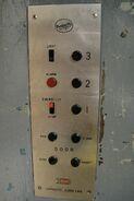 Dover elevator button