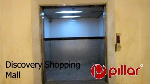 Update of the Huge & Crappy Freight Elevator at Discovery Shopping Mall, Bali