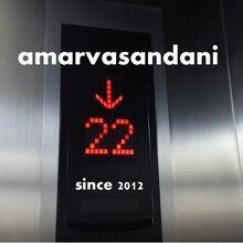 Amarvasandani's current logo