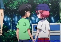 Kaede and Kouta