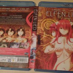 Blu-Ray Front and Back Panels