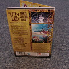 Back cover of the UK release by 101 Anime