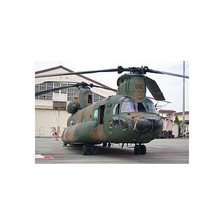 Japanese Self Defense Force Chinook