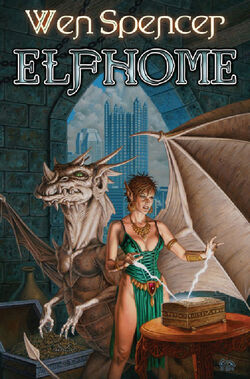 Elfhome cover