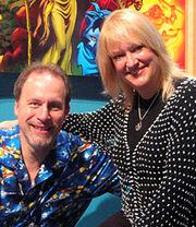 Richard and Wendy Pini (2004)