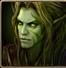 Male druid avatar
