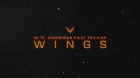Elite Dangerous Pilot Tutorials - Wings