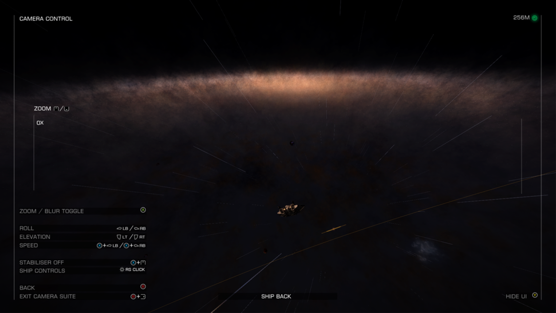 Top of the Galaxy