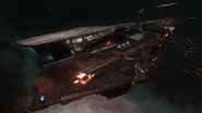 Farragut Fed. Battle Cruiser 2
