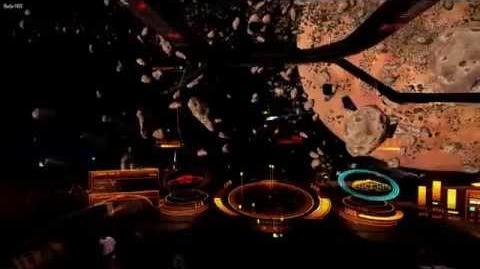 'Elite Dangeous' Beta v1.03 - Interstellar Bounty Hunter (Flight Assist Off)