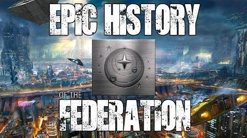 Elite Dangerous - Epic History of The Federation