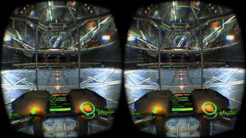 Elite Dangerous Oculus Rift DK2 - TYPE 7 COCKPIT