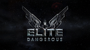 Elite Dangerous Splash Screen