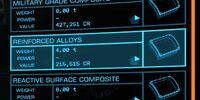 Reinforced Alloys