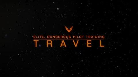 Elite Dangerous Pilot Training - Travel