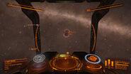 Sagittarius A at 1AU 2015-09-23