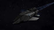 Federal-Assault-Ship-Space