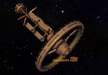 Maunders hope