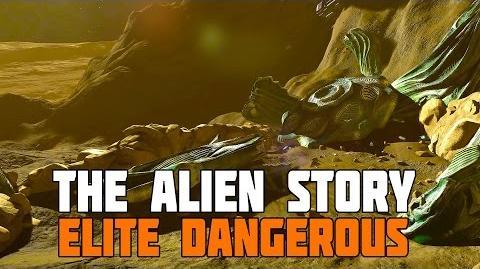 Elite Dangerous - The Alien Story So Far - Part 1