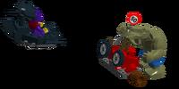 Killer Croc Rampage
