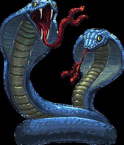 Twin Cobras