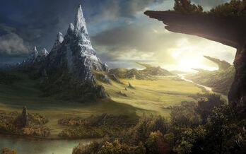 Fantasy The fantasy world 028225