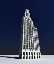 Art Deco Tower by nixaster