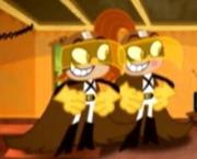 Golden Eagle Twins
