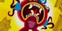 Alebrije Monster